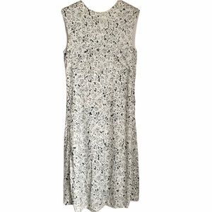 Tory Burch Valerie Crepe Floral Jersey Dress